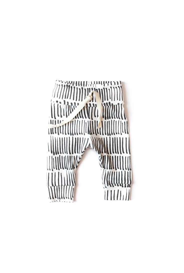 |Cal Stroke| Babysprout's Signature Product- Organic Drawstring Leggings- are made from 100% soft organic cotton knit. Drawstring is fully functional. Seams are professionally serged and includes our