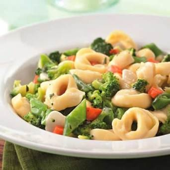 Tortellini Primavera (71 Healthy Dinner Recipes to Try)