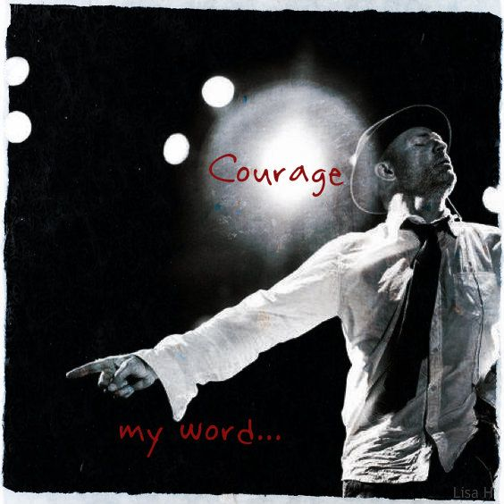 Gord Downie - The Tragically Hip courage the man the machine the poet!