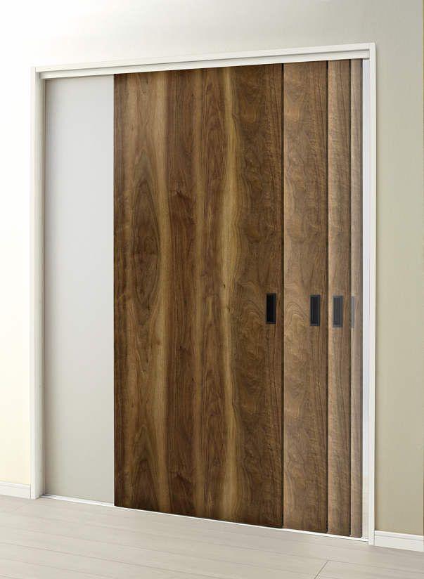 玄関や室内ドアを引き戸に 種類や費用 メリット デメリットは 室内ドア 引き戸 ドア