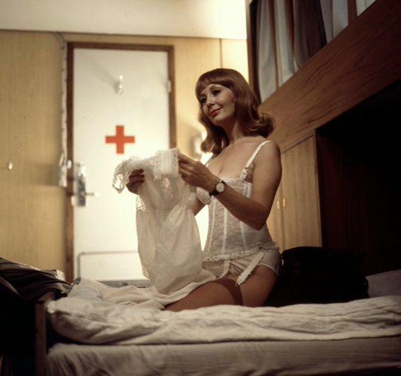 i Sømænd på sengekanten fra 1970