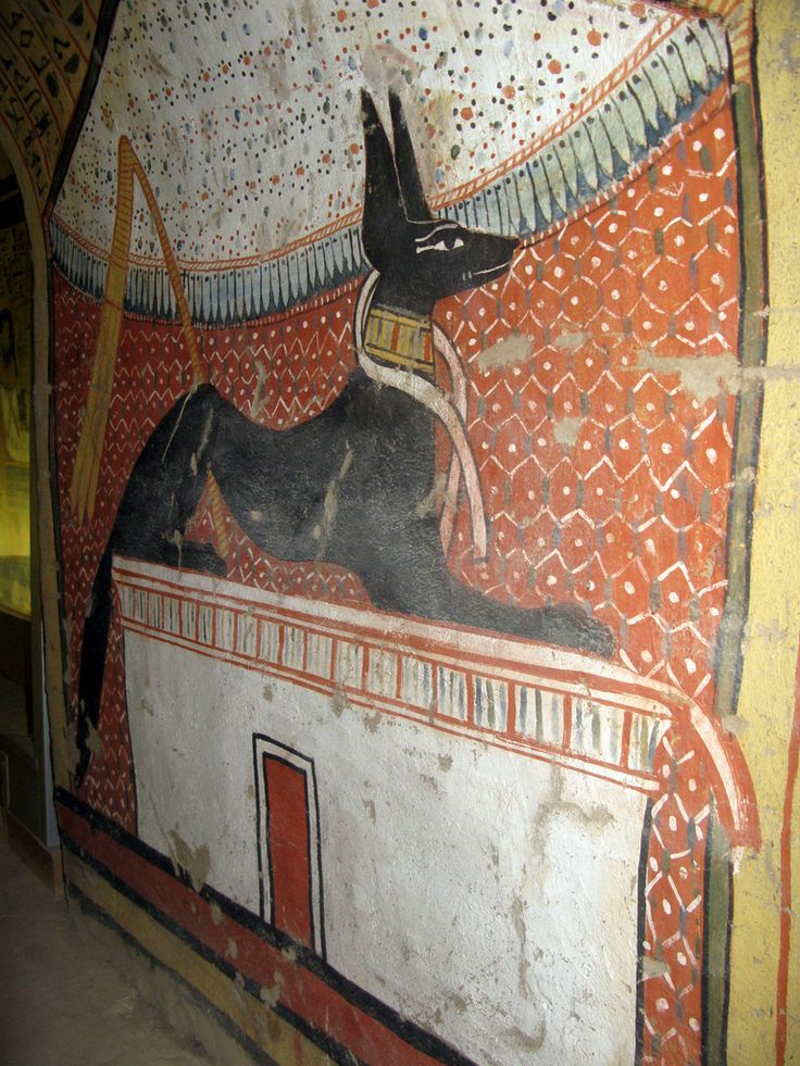 Tomb of Pashedu, Servant in the Place of Truth, Dayr al-Madina, reigns of Seti I and Ramesses II, 13th cent. BC (16) Fоtо By Prof. Mortel