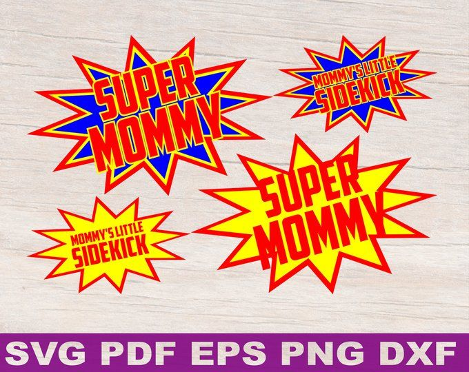 Super Mom Svg Super Hero Mom Svg Svg Super Mom Mom Svg Sidekick Svg Mothers Day Shirt Svg S Unique Items Products Sublimation Printing Mothers Day Shirts