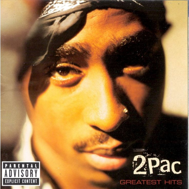 2Pac - Greatest Hits [Explicit Lyrics] (CD)