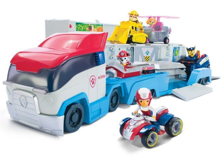 Paw Patrol Paw Patroller - That's Toy-riffic!