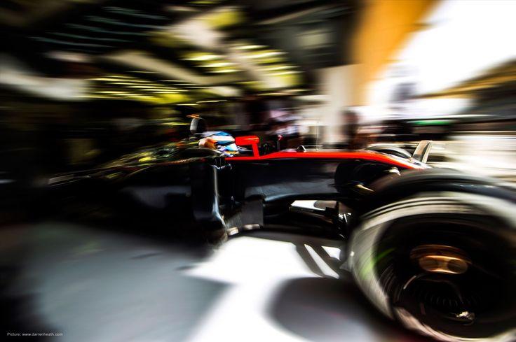 The Bahrain Grand Prix 2015, by Darren Heath