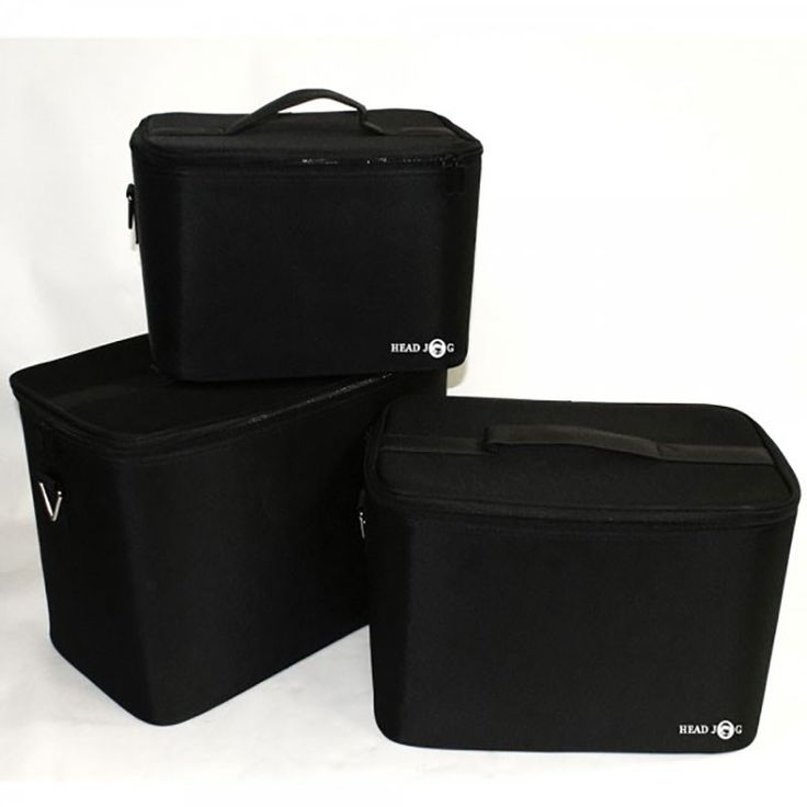 Head Jog Equipment Case - Large | Cases | Capital Hair & Beauty