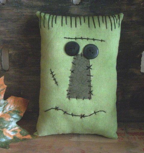 almofada hallowen
