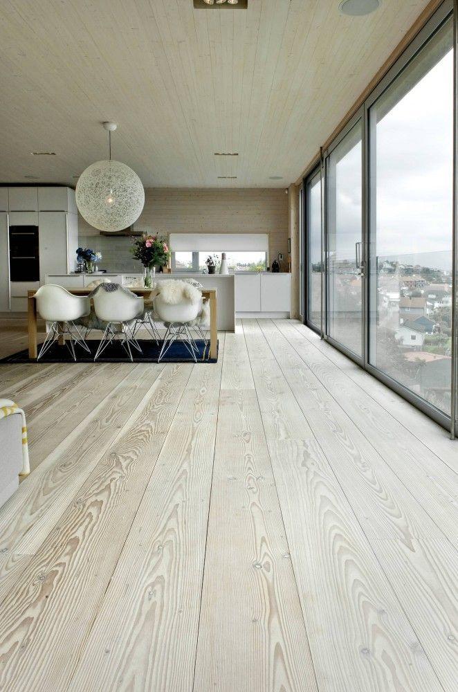 lattia!!<3 Northface House / Element Arkitekter AS