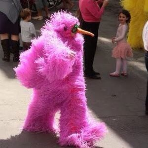 Hairy MonStars, monster costume, purim costume, halloween, street performance, carn by HelenBudniatsky on Etsy https://www.etsy.com/uk/listing/488520863/hairy-monstars-monster-costume-purim