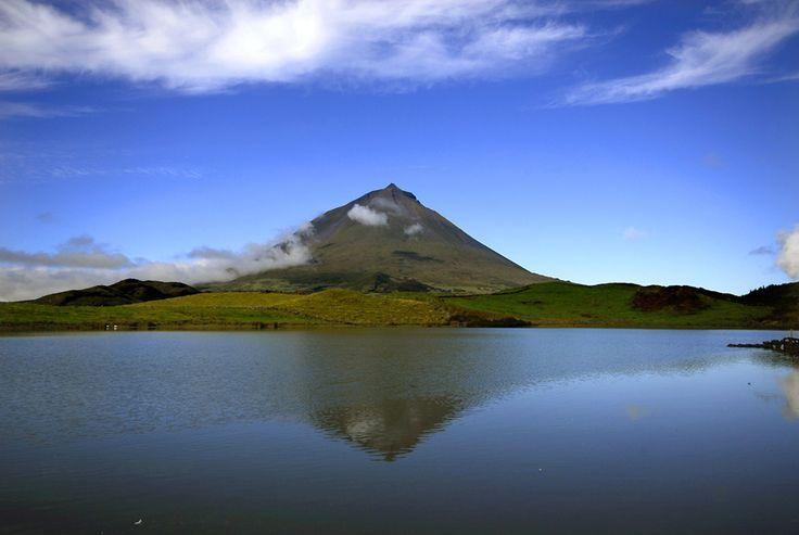 SIARAM :: Zonas Húmidas :: Lagoa do Capitão, Pico Island, Azores, Portugal