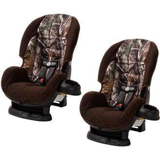 Camouflage Toddler Car Seat