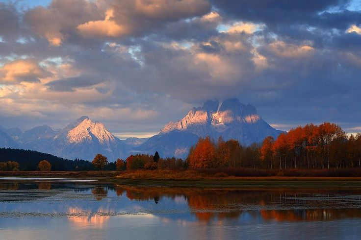 Oxbow bend by donald luo on 500px
