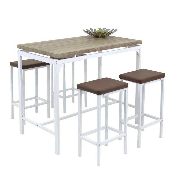 Spectacular Esstisch mit St hlen mit Baumkante Bank teilig Jetzt bestellen unter https