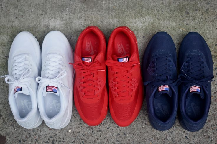 Air Max Hyperfuse Independence Day