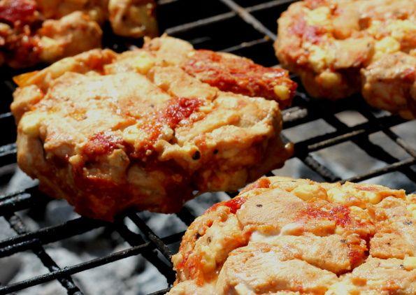 Chicken, Feta & Sundried Tomato