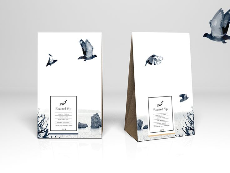 Coffee packaging (design 2)