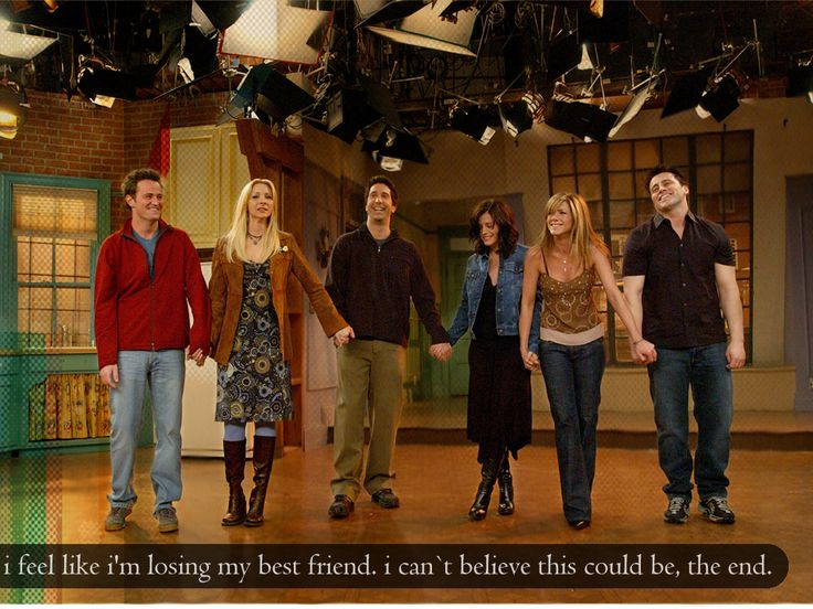 Friends Season 10 Episode 17-18: The Last One Deleted ...