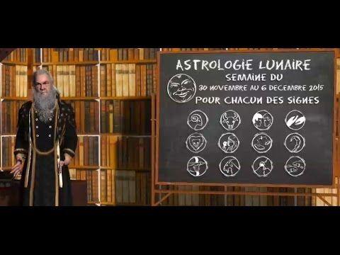 Astrologie Lunaire ☽ Chacun des signes 30 novembre au 6 décembre 2015
