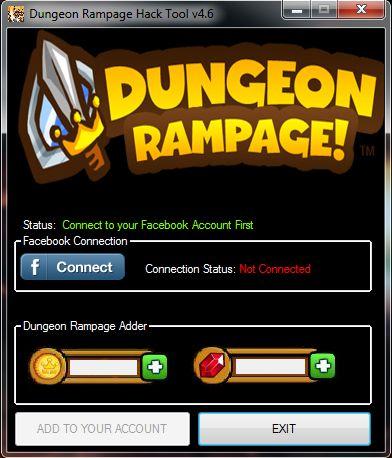 Dungeon Rampage Hack Tool Free Download No Survey