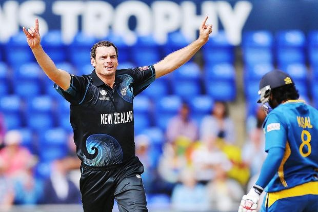 Kyle Mills set a record for the highest wickets` tally in the ICC Champions Trophy: 28 wickets at 17.25 runs apiece in 25 matches, obliterating the 24 (ave.20.16) in 17 matches by Muttiah Muralitharan.