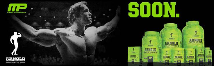 Iron Supplementation Arnold Schwarzenegger Series Coming Soon