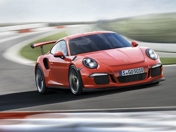 Max Verstappen Buys A Porsche 911 GT3 RS After Dad Gives Him The Nod