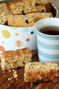 South African Muesli Rusks via http://underthebluegumtree.com