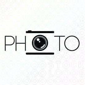 Photo logo logo