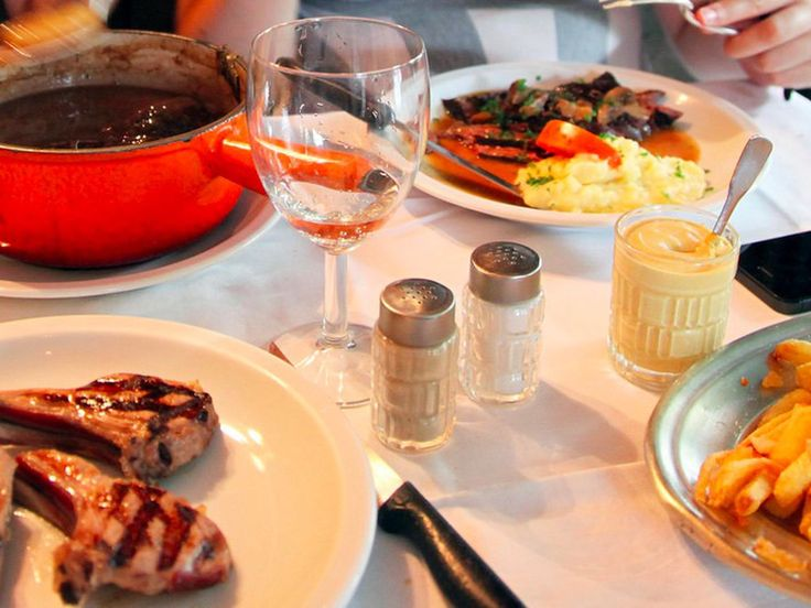 The 38 Essential Paris Restaurants - À la Biche au Bois