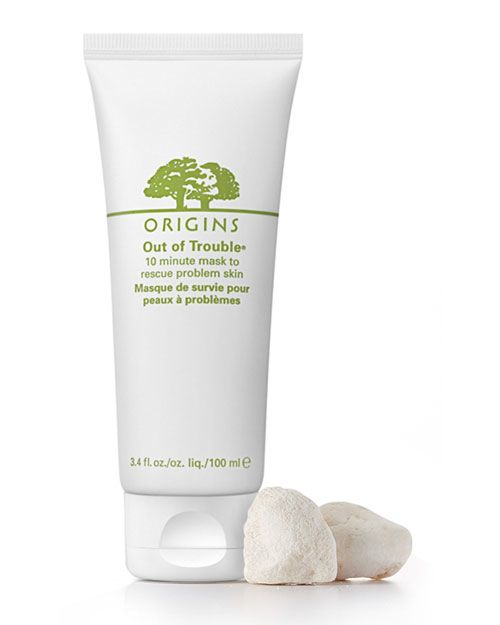 Out of Trouble® Very tingly but leaves skin feeling smooth and fresh. Not sure about the scent...