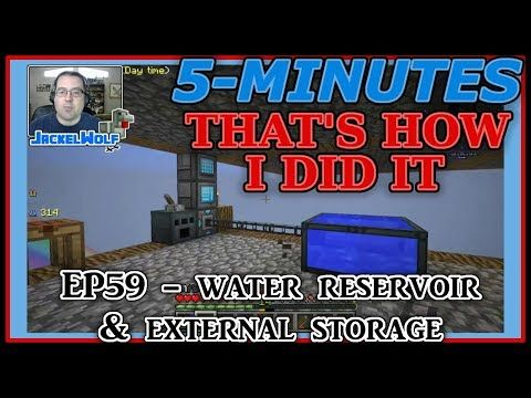5-MIN - THAT'S HOW I DID IT! SKY FACTORY 3 - EP59 - RESERVOIR