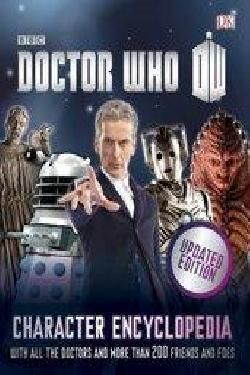Dr Who Character Encyclopedia. Currently $9.99 at QBD. Ordering online will take 10-14 business days, but is available instore at Chermside.