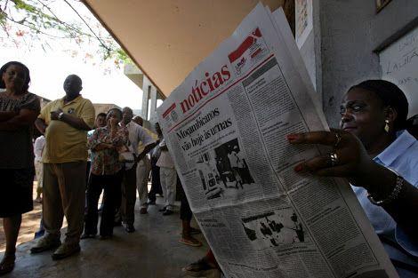 jornal noticias de moçambique - Google Search