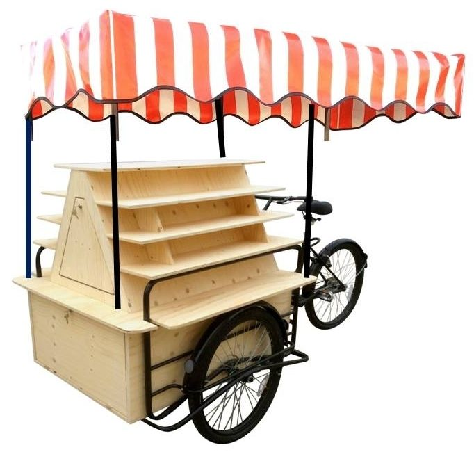 selling cookies on a bike - Google Search