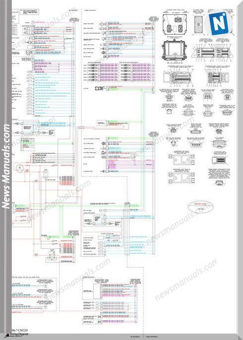 mins Isb6.7 Cm2250 Wiring Diagram | Wiring Diagram on