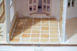 Большой Готический дом от VGA Wooden Toys - обзор и стройка. Часть 3.