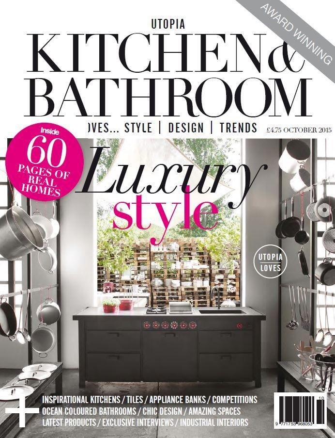 Utopia Kitchen Bathroom Magazine Download October 2015