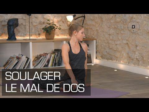 Yoga pour soulager le mal de dos - Yoga Master Class - YouTube
