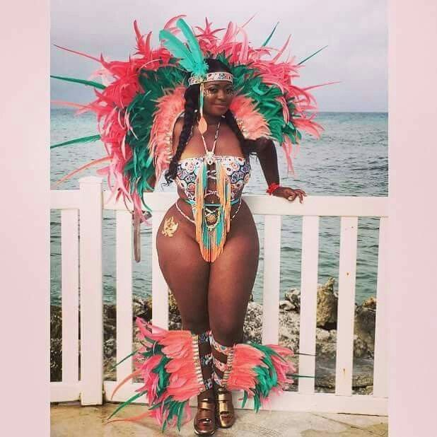 447 Best Images About Women Of Carnivals On Pinterest
