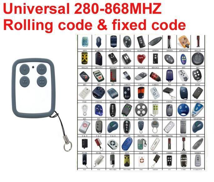 Faac Mhouse Beninca King Gates Somfy Garage Door Gate Replacement Remote Control Us 23 40 Universal Remote Control Remote Control Gate Remote