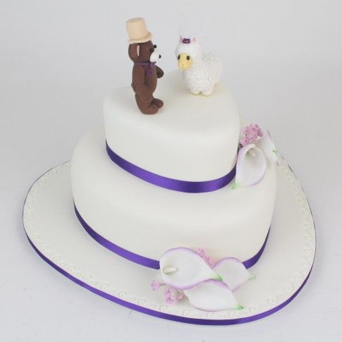 A Little Cake Place | One & Two Tiers