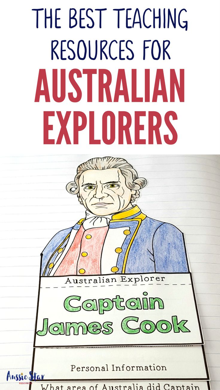 This outstanding range of Australian Explorers Teaching Resources are aligned with the Australian Curriculum and have been designed for your Year 5 HASS Australian History lessons. The activities in these resources are fun, hands-on and interactive and cover Captain Cook, Matthew Flinders, Charles Sturt, Burke and Wills, Ludwig Leichhardt, Paul Strzelecki, John Stuart, Edward Eyre and Blaxland, Lawson and Wentworth. Everything you need to teach this important topic is right here!
