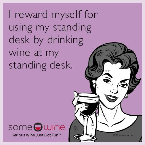 ecards drinking wine - photo #29