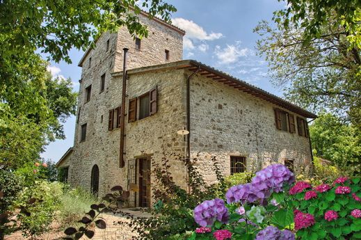 Dream House in Umbria