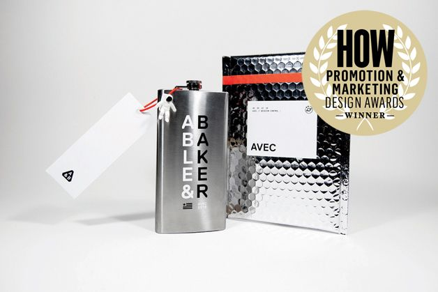 Check out some beautiful promotion design, including this project by Avec. Enter your own work into the 2017 HOW Promotion & Marketing Design Awards by March 13, 2017 to get the Early-Bird savings! #design #promotion #marketing