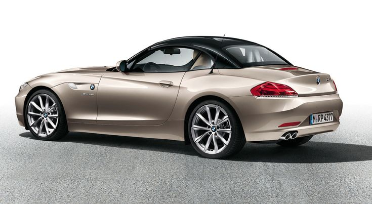 E89 BMW Z4 Individual with a contrasting colour hardtop