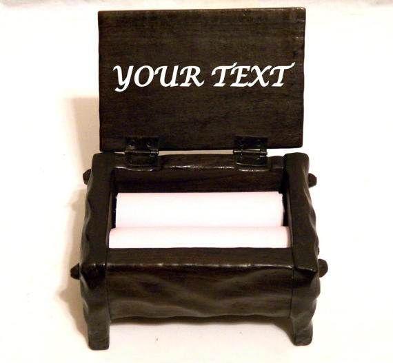 Caja del Anillo Caja personalizada del Anillo por Personalizedbox