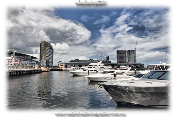 Melbourne , docklands