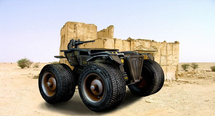 """Check out my @Behance project: """"Combat Monster Truck""""…"""